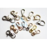 Quality Customized Fishing Swivel Hook With  Metal / Zinc Alloy / Stainless Steel Material for sale