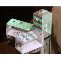 Quality display packaging box PVC/PET material with printing supply in China in customized size for sale