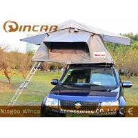 Quality Waterpoof Overland Car Roof Top Tent For Camping , Popular Car Top Camper Roof Tent for sale