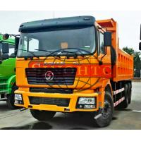 Buy cheap 6x4 Utility Dump Truck 20 - 25 Tons Loading 3 Axle MAN F2000 F3000 Cabin from wholesalers
