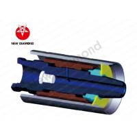 "Quality Heavy Weight DTH Accessories Back Hammer 8 Bar Pressure With API 31/2"" Thread for sale"