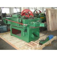 Quality Automatic Wire Nail Making Machine , Nail Cutting Machine 60HZ Frequency for sale