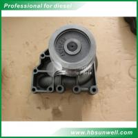 Quality Cummins diesel engine parts QSX15 ISX15 water pump assy 4089910 4089158 3682311 4920465 for Original /Aftermarket for sale