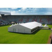 Quality Strong Clear Span Anti UV Outdoor Party Tents 80-100km/h For Wedding for sale
