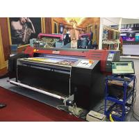 Quality Eco Solvent Large Format Sublimation Printing Equipment No Real Time Tracking for sale