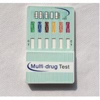 Quality CE & FDA Diagnostic Test Kits 6 Panel Screening Drug For Free Workplace for sale