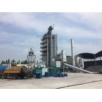 Quality Galvalume Plate Covering Asphalt Mixing Plant , Bitumen Production Plant Tower 2.40MG / M3 for sale
