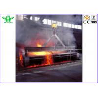 Buy cheap Lab UL723 ASTM E84 Building Materials Surface Burning Characteristics Testing Equipment from wholesalers