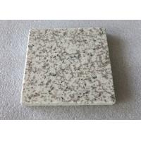 Quality Indoor Natural G655 Granite Countertop Tiles 24x24 Customized Thickness for sale