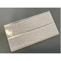 Quality Resistance To Water Absorption Pvc Bathroom Wall Panels , Pvc Cladding Sheets 5.95m Legnth for sale
