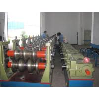 Buy cheap highway guardrail roll forming machine from wholesalers