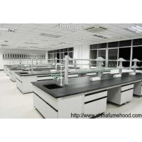 China Good Used Laboratory Furniture With Full Steel Structure For College Lab on sale