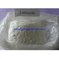 Quality Femara Medication  AI Increase Testosterone Levels , Letrozole Anabolic TRT Injections 112809 51 5 for sale
