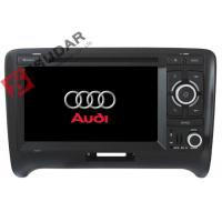 Quality Multi - Touch Screen Double Din Head Unit With Gps And Bluetooth / Tire Pressure Monitoring for sale