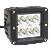 Quality IP 67 24W Flush Mount Led Pods , ATV / SUV / UTV 1500LM Cree Led Pod Lights for sale