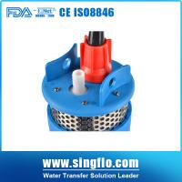 China DC Submersible well pump/solar pump solar water pump on sale