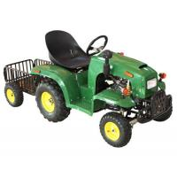 Buy Hot sell EPA approved CE certificate 110cc Mini tractor Farm tractor Samll at wholesale prices