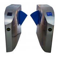 Quality 304 SS Automatic Systems Turnstiles Polishing With Anti Reversing Passing for sale