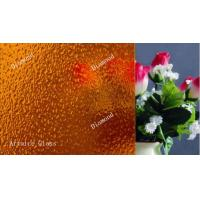 Buy 3mm to 8mm Diamond Patterned Glass, Rolled Glass, Figured Glass with Certificate ISO and BV at wholesale prices