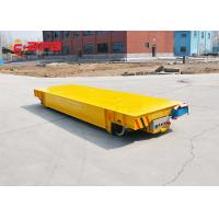 Quality Factory Operated Conveniently Towed Transfer Trailer Equipped With Bridge Crane for sale