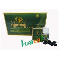 Quality Tiger King Herbal Sexual Enhancement Pills Lasts For 72 hours 10 capsules / box for sale