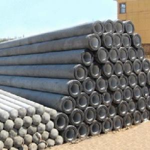 Quality Cement Prestressed Concrete Poles High Precision Concrete Electric Pole Mould for sale
