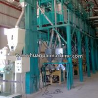 Quality Maize Milling Machines /Corn Flour Mill/Industrial Corn Mill for Sale for sale
