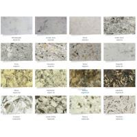Buy Marbling Vein Like Solid Surface Kitchen Top , High Hard Unique Kitchen at wholesale prices
