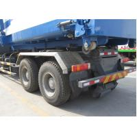 Buy cheap 2-3tons Detachable roll off garbage truck / Hooklift Truck XZJ5060ZXX for loading, unloading, and transport from wholesalers