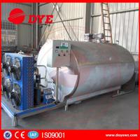 Quality Stainless Milk Tank Packo Milk Tank For Food Factory And Others for sale