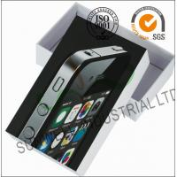 Buy Cell Phone Electronic Product Packaging Boxes With Lids 3MM Thickness Art Paper at wholesale prices