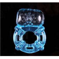 Buy Five Speed Vibrating Penis Ring Vibrating Cock Ring For Male Long lasting Erections at wholesale prices