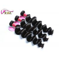 Quality Peruvian Loose Wave Hair Extensions Last 2 Years Real Virgin Raw And Healthy for sale