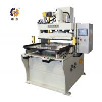 Quality 100T PLC Control Hydraulic Punching Machine For PC / PE / PVC Film for sale