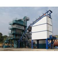 Buy 30KW Shaft - Mounted Reducer Asphalt Batch Mix Plant With Anti - Reversal Device at wholesale prices