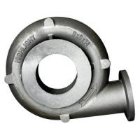 Buy cheap Iron Casting Pump Valve Body Parts from wholesalers