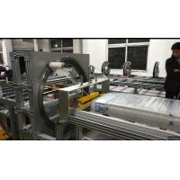 Quality Busbar Trunking Systems packing machine, Busbar Trunking Systems package line.Sandwich type compact busduct packing line for sale