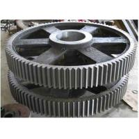 Quality Paddle Mixer Machine / Dry Powder Mixer Gear Ductile Iron Casting Material for sale