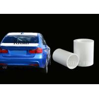 Quality Self Adhesive Auto Body Protection Film , Car Transport Protection Film PE Material for sale