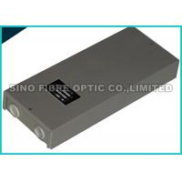 Quality Pole Mounted Fiber Optic Termination Box 24A , 24 Ports ST Rack Mount Patch Panel for sale