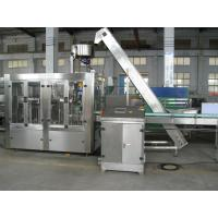 Quality Electric Bottled Water Production Line Automatic With Reasonable Structure for sale