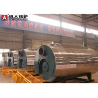 Quality 1MW Oil Fired Hot Water Boiler High Heating Efficiency For Hotels Green House for sale