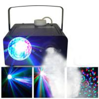 Quality Portable Fog Machine Mist Smoke Maker With RGB LED Crystal Ball For Disco X-02 for sale