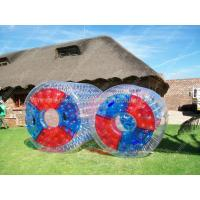 Quality Funny Volleyball Inflatable Water Games For Rolling / Walking for sale