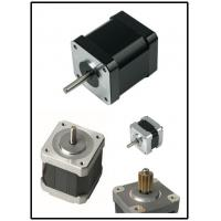 China Medium Holding Torque 2 Phase 4 Wire Stepper Motor Round Shaft / D Shaft on sale