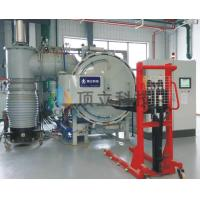 Quality Steel Cooling Hardening High Vacuum Furnace for Quenching Tempering Annealing and Aging Treatment for sale