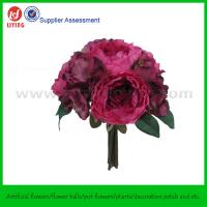Artificial Wedding Flowers Bridal Bouquets
