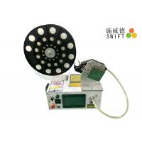 Quality Fixing Type Automatic Nylon Cable Tie Machine 8KG Tensile Force With Fixed Gun for sale