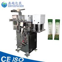 Quality Bar Type Tea Bag Packing Machine Mechanical Driven L1500*W700*H1700mm Size for sale