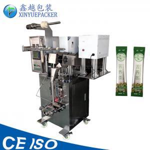 China Bar Type Tea Bag Packing Machine Mechanical Driven L1500*W700*H1700mm Size on sale